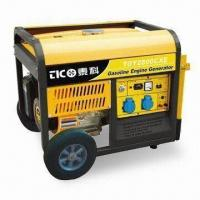 Quality 2 to 6kW EP Series Gasoline Generator, 50/60Hz Frequency for sale