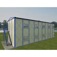 china prefabricated house for sale for workers