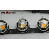 Quality VISION Universal Wholesale Car Accessories Daytime LED White with Yellow Turning Light Daytime Running Light for sale