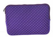 """Quality Scratch Proof Neoprene Notebook Sleeve Protection 10"""" Diamond Surface for sale"""