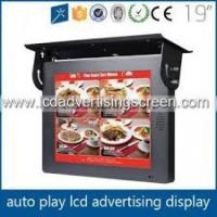 China Bus Signage Display Mp4 Video LCD Media Player 350cd/M2 Brightness on sale