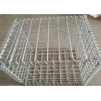 Quality Heavy Zinc Coated Wire Mesh 100 * 100 Mm Corrosion Resistant Performance for sale
