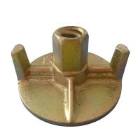 China Scaffolding Formwork Accessories Anchor Nut 2 Wing Nut For DN15/17 Tie Rod on sale