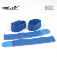 Quality Lightweight Nylon Webbing Elastic Hook And Loop Strap Self Adhesive for sale