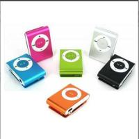 Quality mp3 music player without display for sale