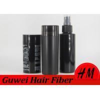Quality Lightweight Keratin Hair Thickening Fibres For Female 30g Bottle for sale
