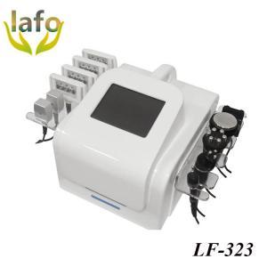 Quality 4 in 1 Cavitation RF Lipolaser / 650nm Lipolaser Slimming Machine/ Lipo Laser Fat Burning Machine for sale