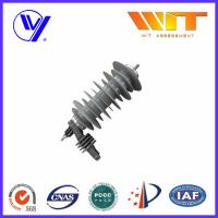 Buy Polymeric Metal Oxide Surge Arrester for Substation / AC - DC Converters / Power Distribution Units at wholesale prices