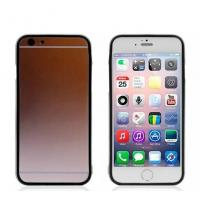 Quality Iphone 6 Bumper Cover Soft TPU&Plastic Protective Skin Simple Design for sale