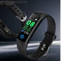China 2019 Amazon hot sale S5 multiple sports mode color screen fitness tracker smart watch with breathing lamp on sale