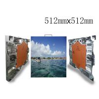 Quality Seamless Rental P2mm  HD LED Screen 128 * 128mm Module Ultra High Resolution for sale