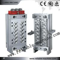 Quality Energy Saving Injection Blow Moulding 35.2 - 51.8 G / S Rate 772 - 1050 G for sale