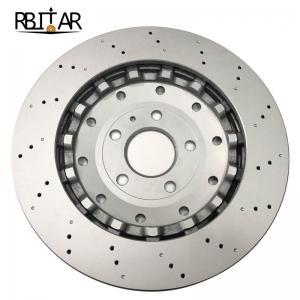 Quality oem 420615601E Auto Brake Disc car parts For Audi R8 Brake Rotors 356*32mm for sale