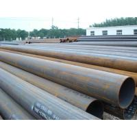 Quality API 5L ERW Steel Line Pipes X42-65 for sale