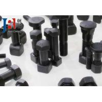 Quality High Strength Cutting Edge Plow Bolts and Nuts for Bulldozer Tractor Parts for sale