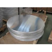 Quality 1070 1000 Series Thin Aluminum Sheet Circle Smooth For Cooking Tray Dish Bowl for sale