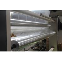 Quality 12 - 30mic POF Shrink Film Blow Molding Moisture Proof SGS FDA Approved for sale