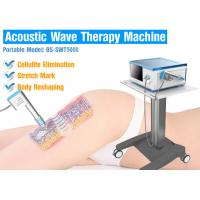 Buy cheap High Precision Acoustic Wave Therapy Shockwave Therapy Equipment For Cellulite / from wholesalers