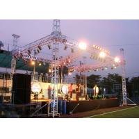 China 400*400mm Portable Aluminum Truss Stage Light Frame For Outdoor Advertising on sale