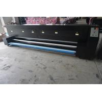 China Large Format Heat Sublimation Machine Color Fixation Unit Automatic Feed And Take Up System on sale