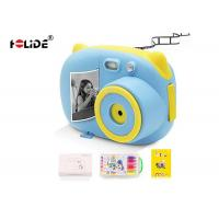 Quality Compact Size Waterproof Video Camera Toy TFT Display Screen With WiFi Printer Paper for sale