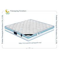 Buy cheap Comfort Knitted fabric Natural Latex Foam Innerspring Mattresses Full Size from wholesalers