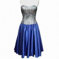 Quality Newest Evening Beads Dress, Various Colors are Available for sale