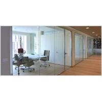 China Free Design Hot Selling Foldable Wall Standard Conference Room Frameless Glass Partition Wall System on sale
