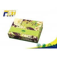 China CMYK Color Printing High End Gift Boxes Mooncake Customized Size SGS Approval on sale
