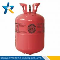 Buy R401A 99.8% Cryogenic Refrigeration R401A Direct Replacement For R12 Refrigerant at wholesale prices
