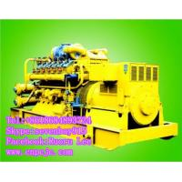 Series 190 outer mixing gas engines and gensets