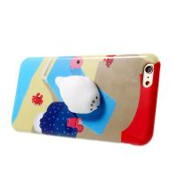 Quality New Products 2017 Unique Cute Animal TPU Squishy 3D Cats Phone Cases For iPhone 6 6 plus 7 7 Plus for sale