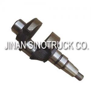 Quality sinotruk parts 8150013713 CRANKSHAFT FOR AIR COMPRESSOR for sale