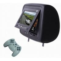 Quality Gray 2x7 Inch Headrest  DVD Player with Digital Screen for sale