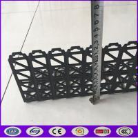 Quality Cold Rolled Sheet Metal Supermarket Vegetable Fruit Shelf in Light Weight for sale
