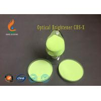 Quality 5.0% Moisture Detergent Optical Brighteners , Tinopal CBS X Optical Brightener 27344-41-8 for sale