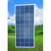 Quality TUV/IEC Certificate poly solar panel solar module 120W-160W lifetime 25years for sale