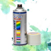 Buy cheap 280g CO MSDS Acrylic Spray Paint Furniture Metallic Acrylic Plastic Coating from wholesalers