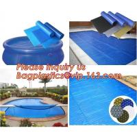 Quality Outdoor Bubble Solar Pool Cover Swimming Pool Winter Polycarbonate Solar Swimming for sale