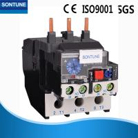 China Electronic Thermal Overload Relay 240V Coil With Temperature Compensation on sale