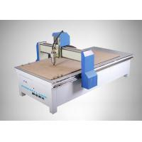 Quality Stainless Steel Water Slot Automatic CNC Wood Carving Machine 1.5kw Easy To Operate for sale