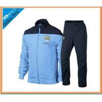 Quality Acrylic Fleece zip up sweatshirts Sports Tracksuits with Embroidered Logo for sale