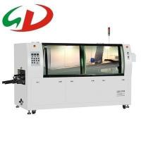 Quality DIP Insertion Automatic PCBA Wave Soldering Machine with Double Waves for sale