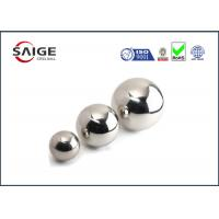 Quality Wear Resistant Miniature 2.381mm High Chrome Steel Balls For Bearings ISO3290 for sale