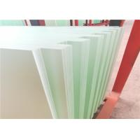 Quality Grade A Transparent Glass Solar Panels 3.2MM Electricity Generation Application for sale