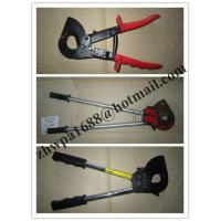 Buy cheap manufacture wire cutter,Cable cutter,Cable cutter with ratchet system from wholesalers