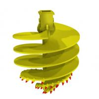 Quality Tapered/Conical Drill Auger for sale
