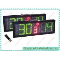 Quality Waterproof Outdoor Portable Electronic Scoreboard Football With Led Display IP65 for sale