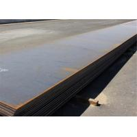 Quality Q235 Q345 Structural Hot Rolled Steel Sheet For Building GR50 A36 Thickness 1.5-100mm for sale