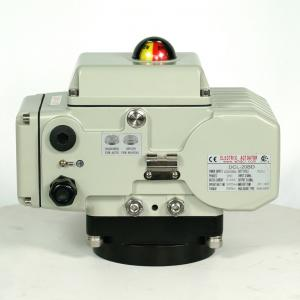 Quality Permanent Lubricated 380v 500Nm 3 Phase Actuator for sale
